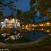 台中中山公園夜景