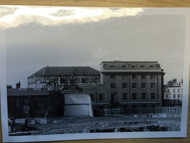 Guildhall from demolished Petty Cury