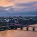 Rive gauche - Pont des Arts IV by A.G. Photographe