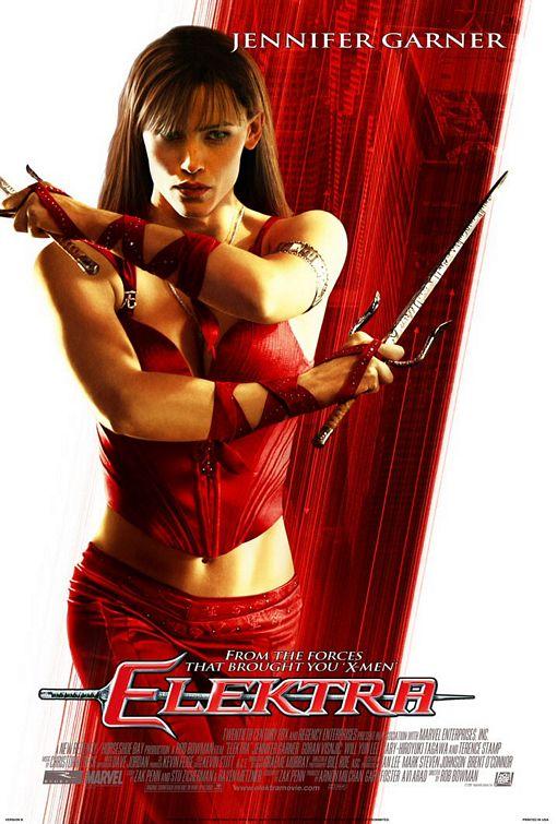 Elektra - Poster 2