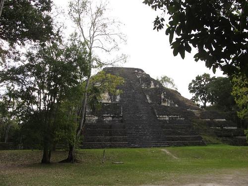 Tikal: le Grande Pyramide