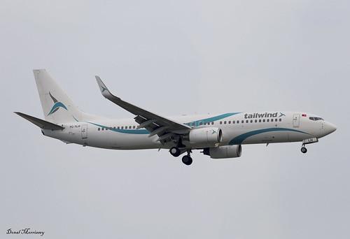 B738 - Boeing 737-8K5