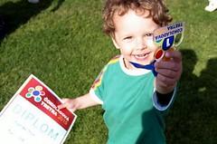 Ve Vyškově začíná Čokoládová tretra, seriál běhů pro děti