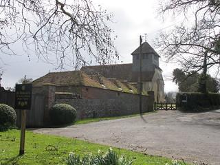 St. Andrew's, Mottisfont