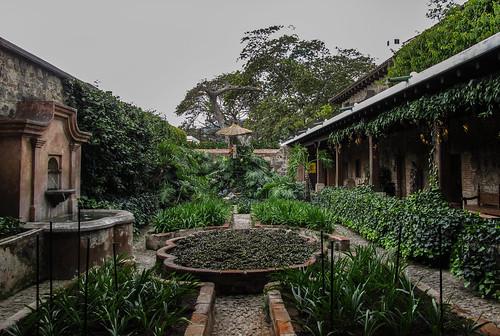 Antigua: Hotel Casa Santo Domingo, un vieux monastère reconverti en hôtel de luxe
