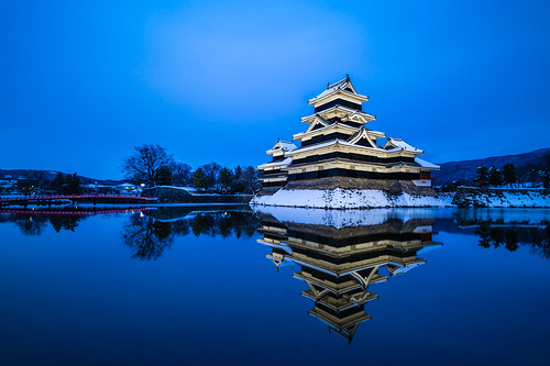 longexposure travel winter sunset nature water japan architecture night reflections dark season japanese twilight asia nightshot dusk keep bluehour moat matsumoto nagano magichour goldenhour historicalbuilding naganoprefecture honshu halflight 松本城 naganoken 長野県 matsumotocastle crowcastle 松本市 本州 天守 中部地方 matsumotojō 烏城 chūbu matsumotoshi karasujo hirajiro flatlandcastle chūburegion