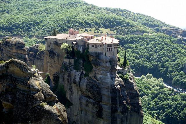Holy Monastery of Varlaam