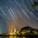 Star Trails by Aaron Miller - Postcard Intellect