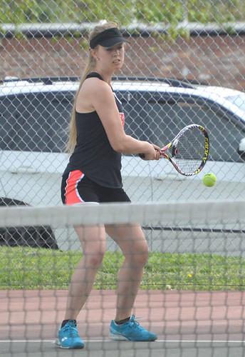 Tennis - Alannah Lewis 3 - 04282016