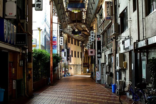 柳ケ瀬商店街2