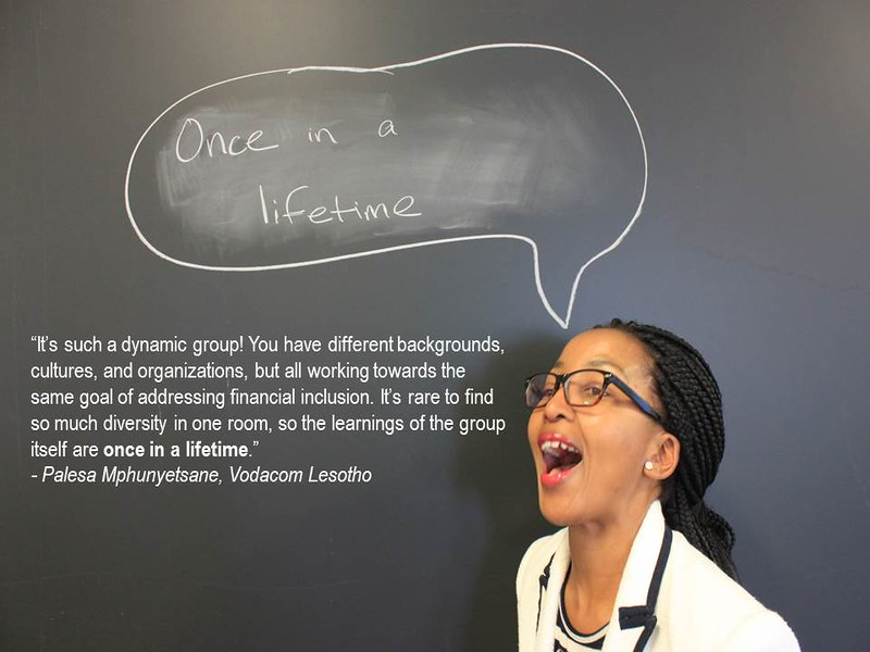 RFI Mastercard Scholars: Slideshow