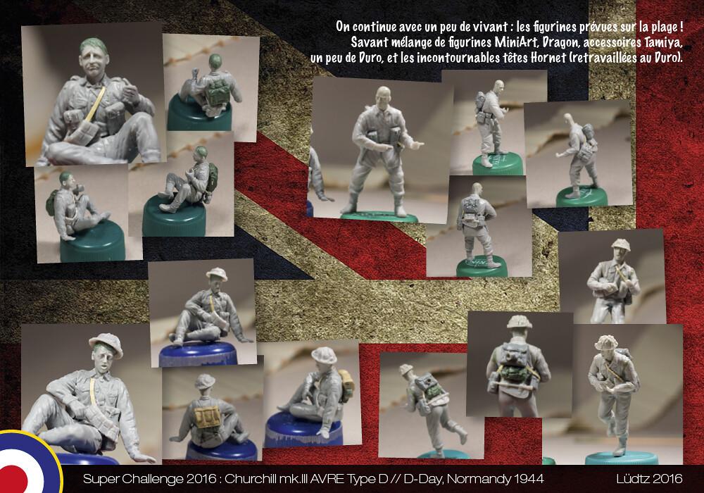 Ludtz // Super Challenge 2016 // Churchill AVRE Carpet Layer AFV Club + Bren Carrier Tamiya 1/35 - Page 3 26558422616_8a274d59dd_b