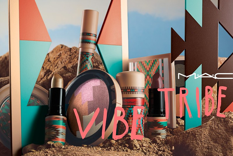 MAC Vibe Tribe Makeup Collection Summer 2016