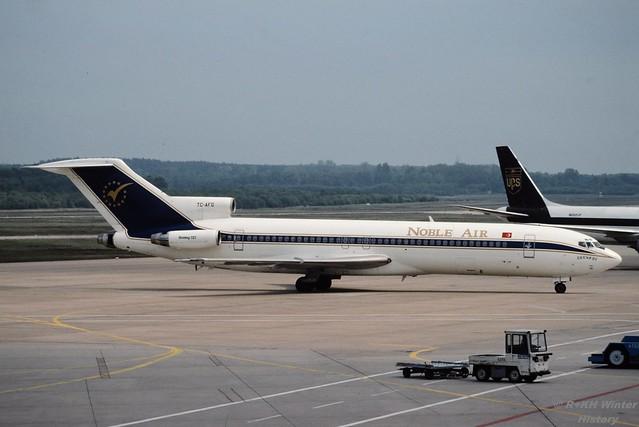 Boeing 727-231    TC-AFG