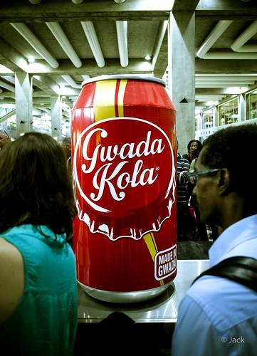 Bienvenue à la Guadeloupe