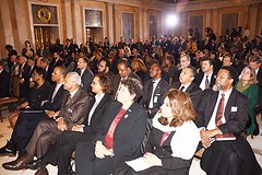 U.S. Department of the Treasury: Freedman's Bank Naming Ceremony (Friday Jan 8, 2016, 1:25 PM)