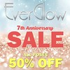 *EverGlow* 7th Anniversary Sale