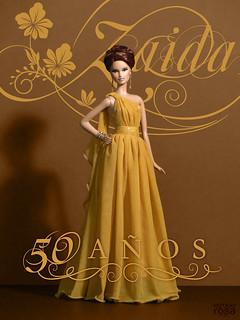 Zaida. 50 Años
