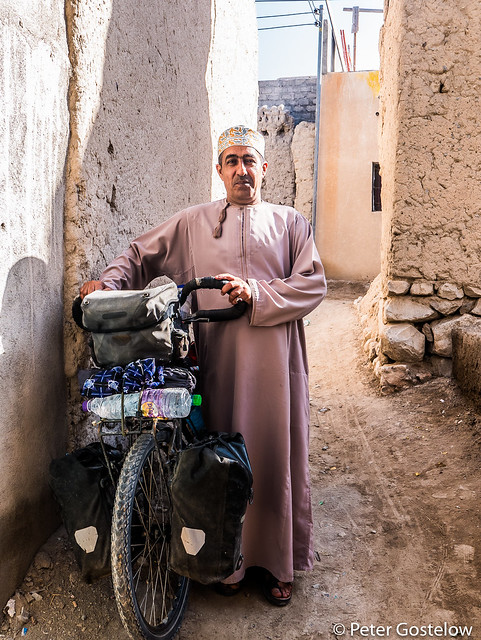 Ali the Kiswahili speaking Omani