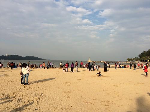 Beach in Zhuhai