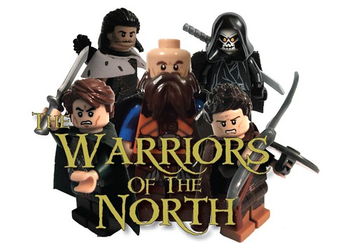 Warriors of the north updated