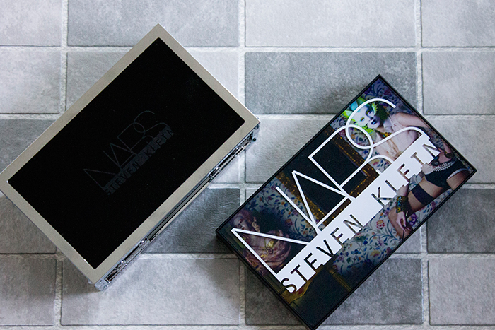 NARS Steven Klein Magnificent Obsession Lip Set and NARS Steven Klein Fantascene Collection Despair Cheek Palette