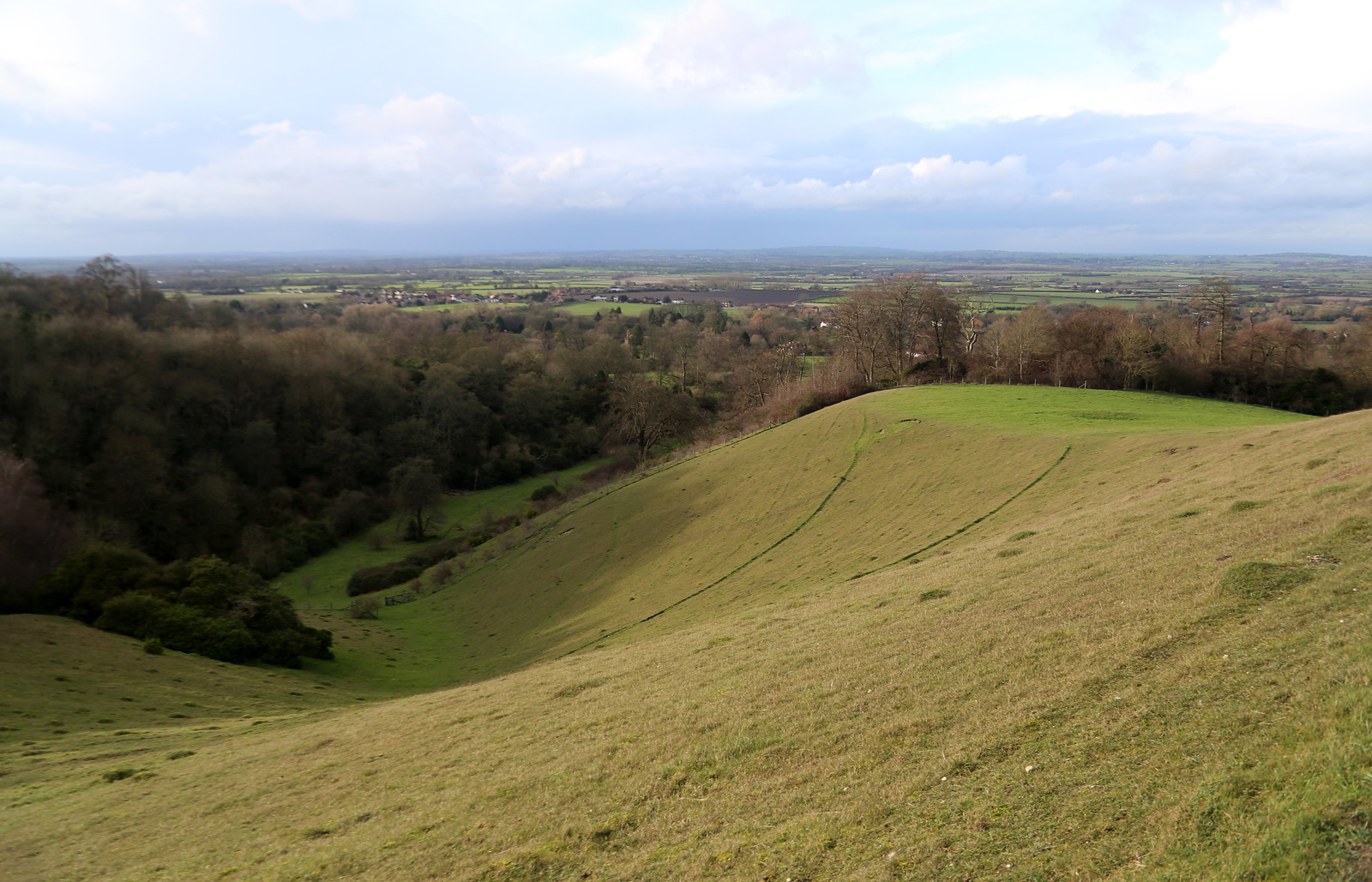 Beacon Hill near Ellesborough