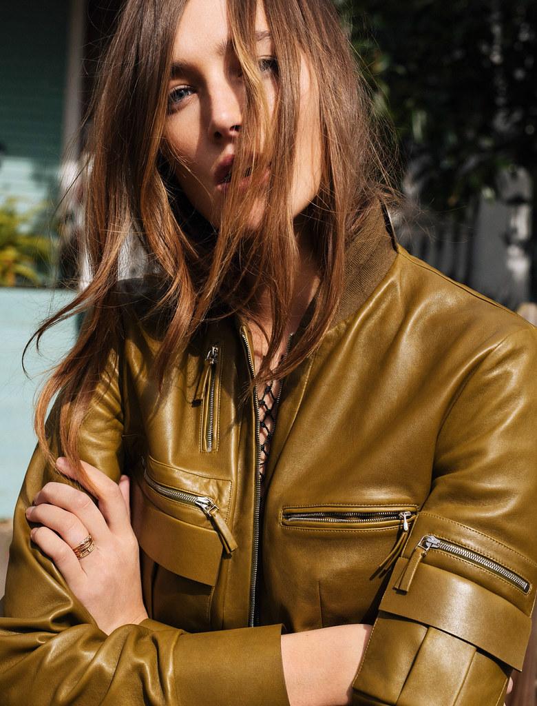 Жозефин Ле Тутур — Фотосессия для «Glamour» FR 2016 – 19