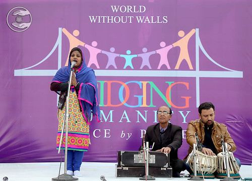 Devotional song by Pooja Gill from Panipat