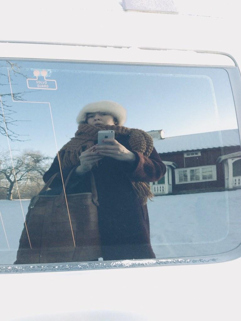 selfie på julita