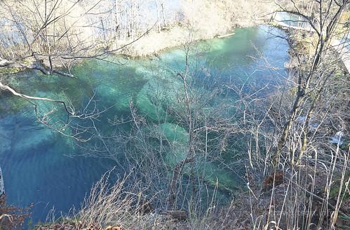 【写真】東欧周遊 : プリトヴィツェ・下湖群