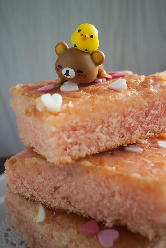 Trina-Kuchen mit Rilakkuma