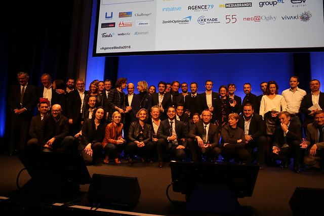 Agence Media de l'année France 2016by Offremefia