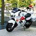 Japanese Police Motorcycle : 警視庁の白バイ