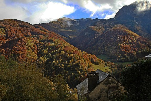 Automne en montagne / Autumn in moutain