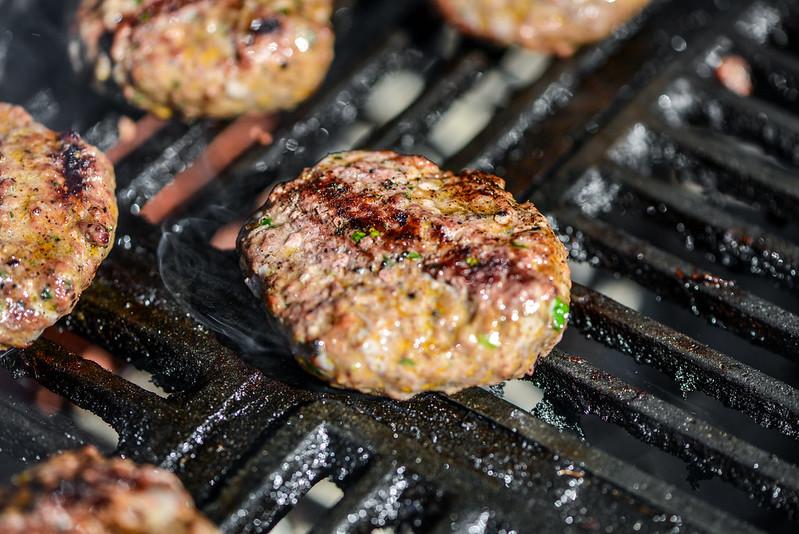 Turkish Beef Kofte