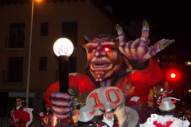 CARNAVAL TORELLÓ 2016