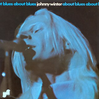 Johnny Winter About Blues
