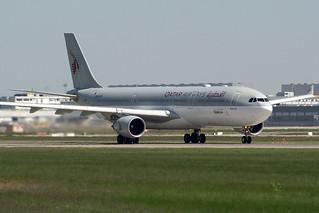 Qatar Airways Airbus A330-303 A7-AEB