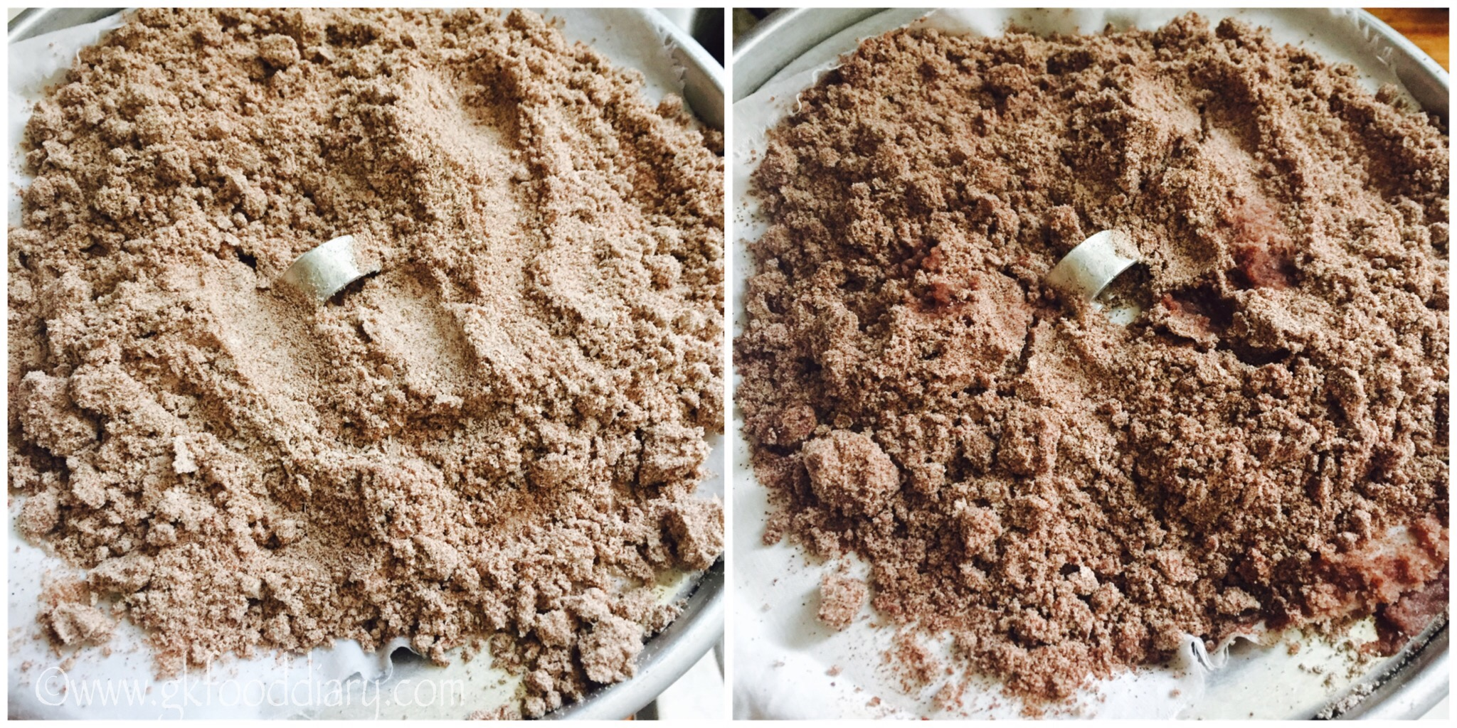 Ragi Puttu Recipe for Babies, Toddlers and Kids - step 4