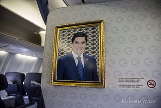 Guardian Angel - Turkmenistan Airlines