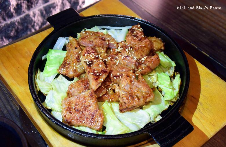 台中韓式料理韓國兄弟13