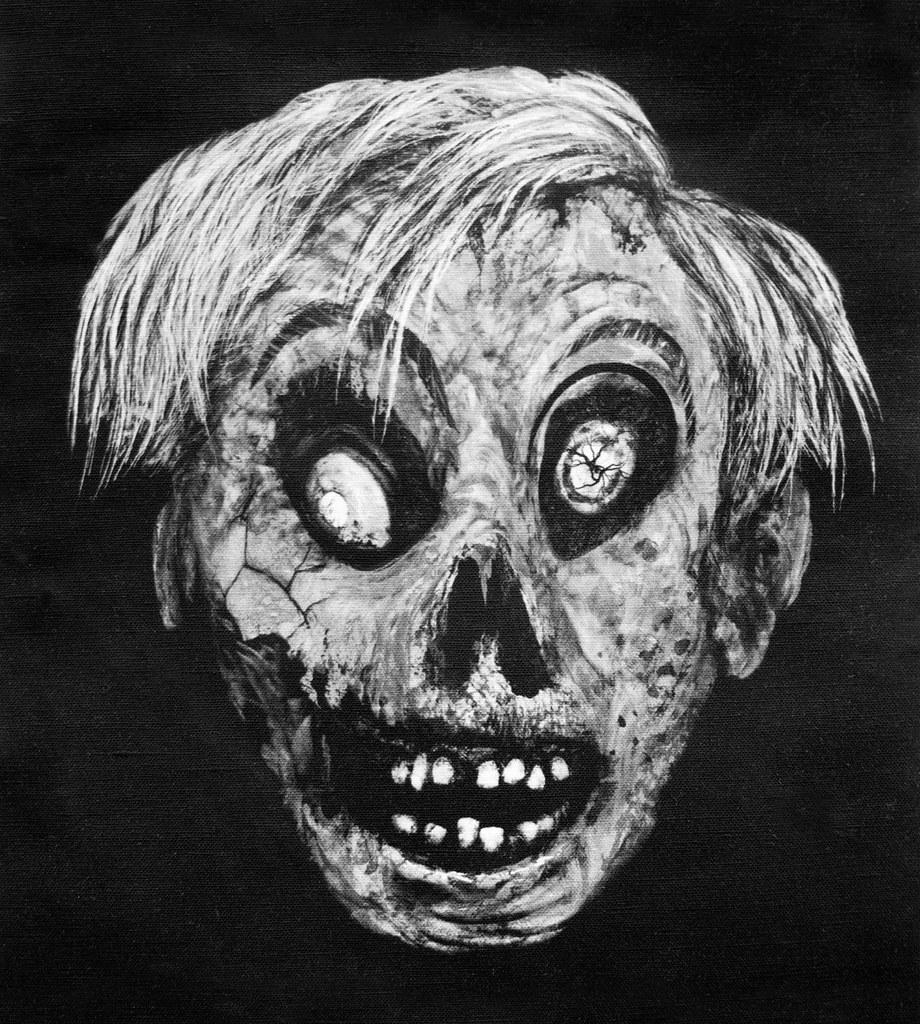 Aeron Alfrey - Ghoul Patch