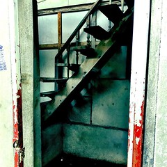 Secret stairs #bangkok