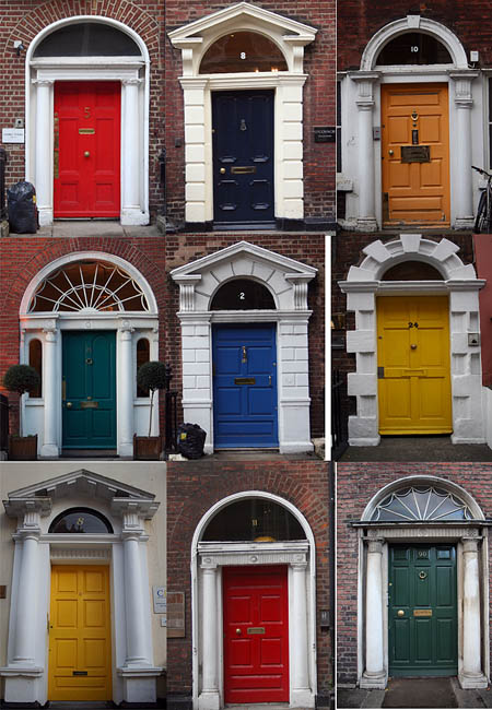 Puertas de Dublín. Paco Bellido, 2007