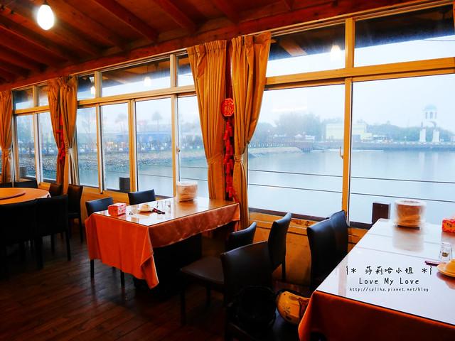 新竹南寮漁港海鮮餐廳地中海景觀餐廳 (17)