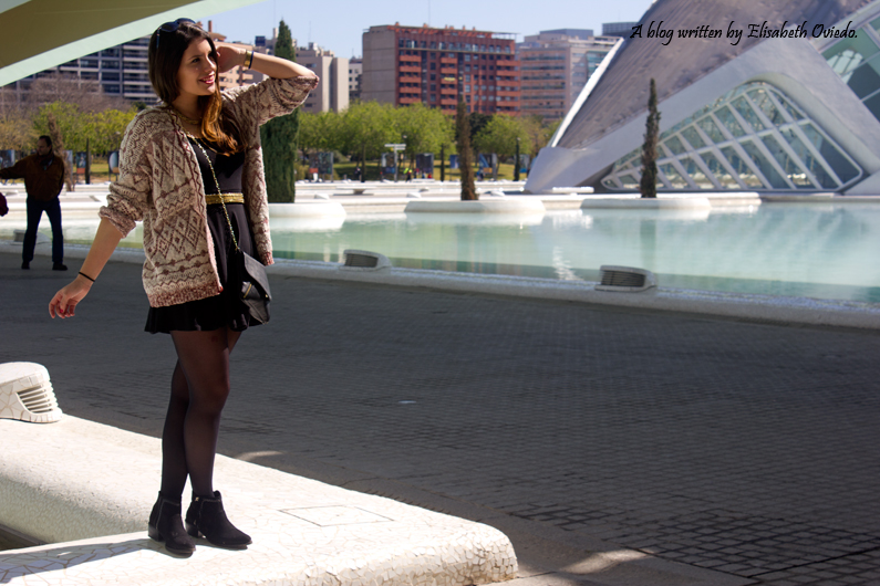 heelsandroses ciudad de las artes y las ciencias valencia little black dress (2)