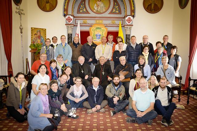 Pèlerinage 2016 en Terre sainte des laïcs en mission ecclésiale