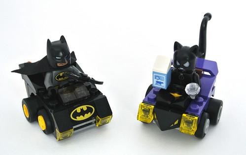 Review 76061 Batman Vs Catwoman Brickset Lego Set Guide And
