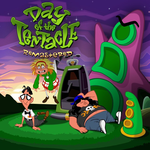 Day Of The Tentacle Remastered – PS4